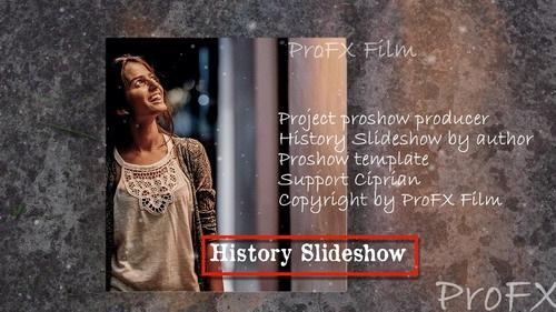 ProShow Producer - History Slideshow V.02
