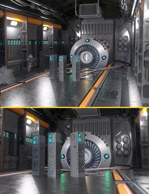 Energon Room