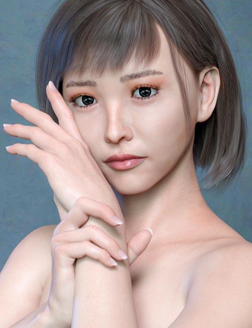 Lilian Kan for Genesis 8 Female