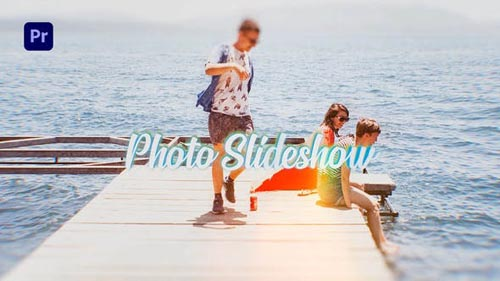 Videohive - Bright Photo Slideshow - 31973594