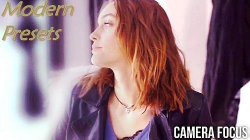 Camera Focus - Premiere Pro Presets