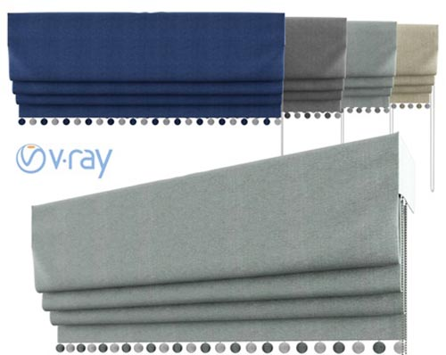 Roman Curtains 28 | Amy Joanne Interiors | Ian mankin