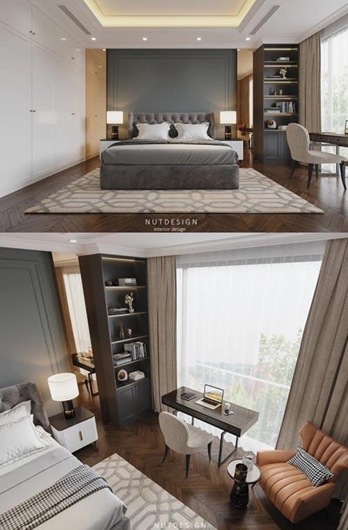 Bedroom 606