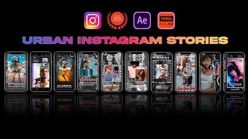 Videohive - Instagram Stories Urban - 31850015