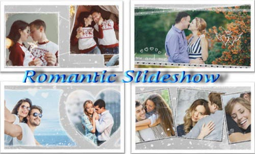 ProShow Producer - Romantic Slideshow from Alex