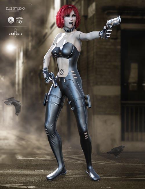Widow Slayer for Genesis 8 Female(s)
