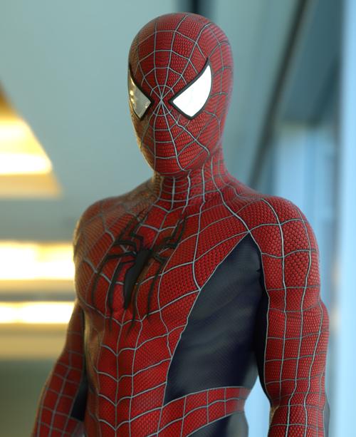 Spider-Man Raimi (G3M)