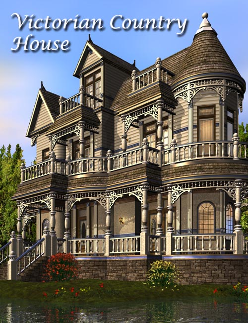 Victorian Country House (Bryce)