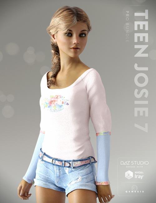 [Complete] Teen Josie 7 Pro Bundle