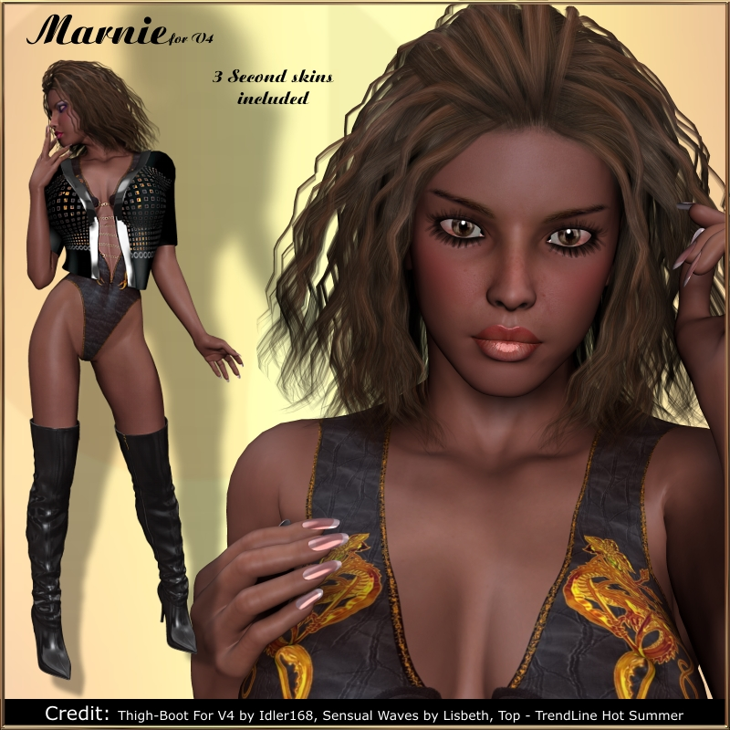 Marnie for V4