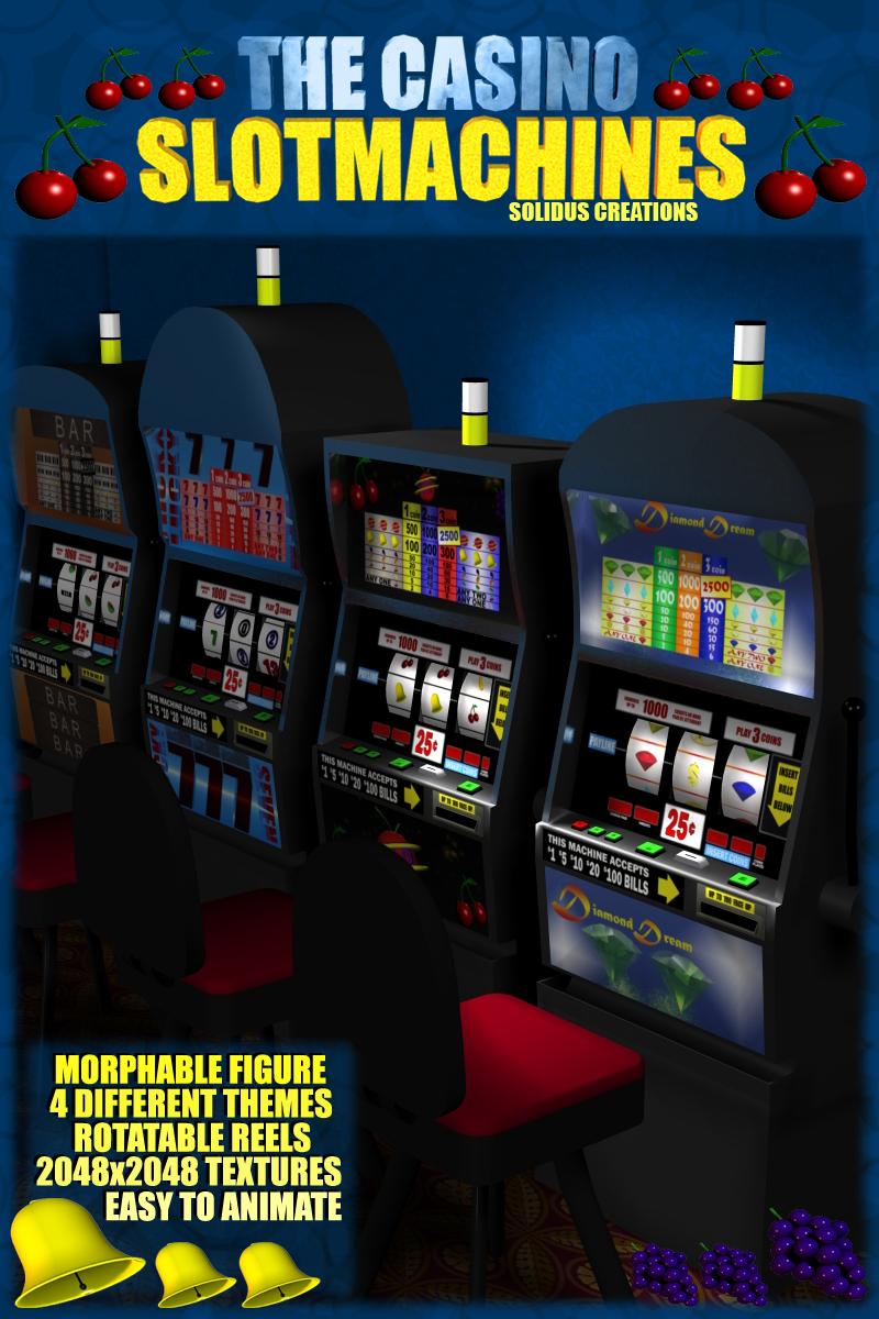 The Casino - Slotmachines