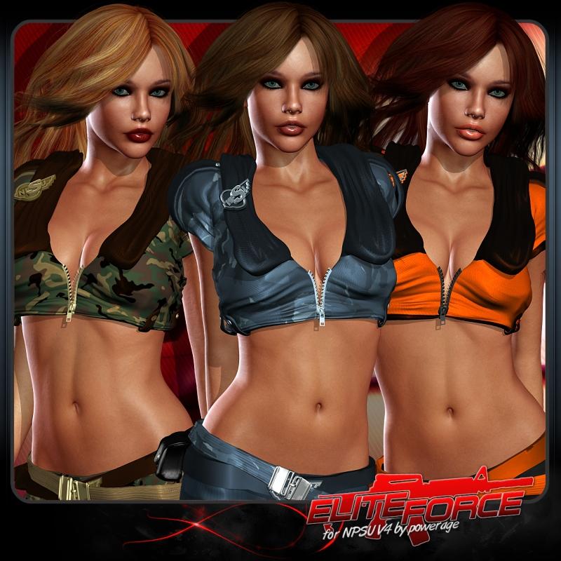 Elite Force for NPSU V4