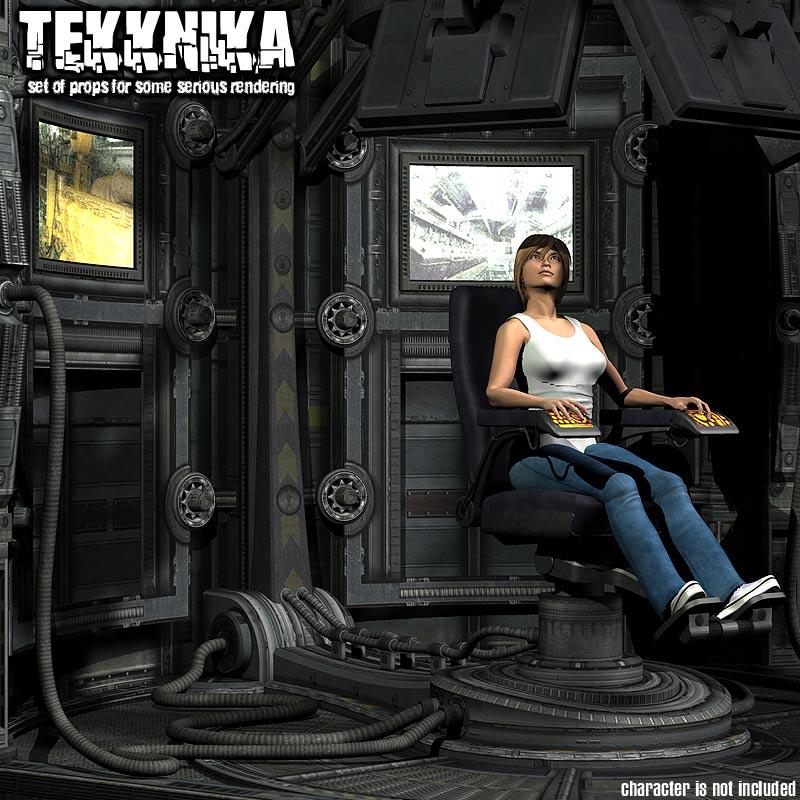 Tekknika: Command Post