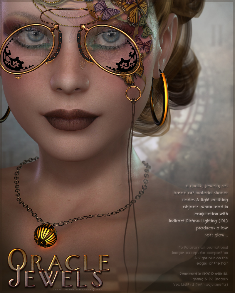 Oracle Jewels
