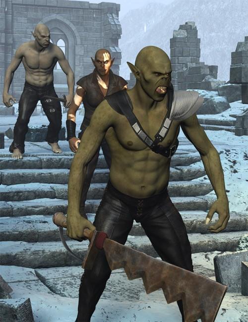 Creatures: Goblin Horde Genesis