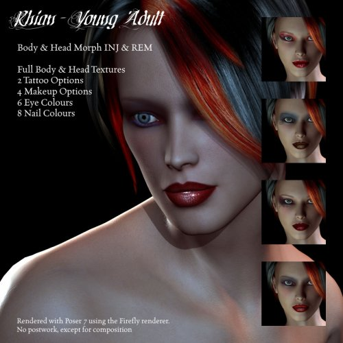 Rhian - Young Adult for V4.1
