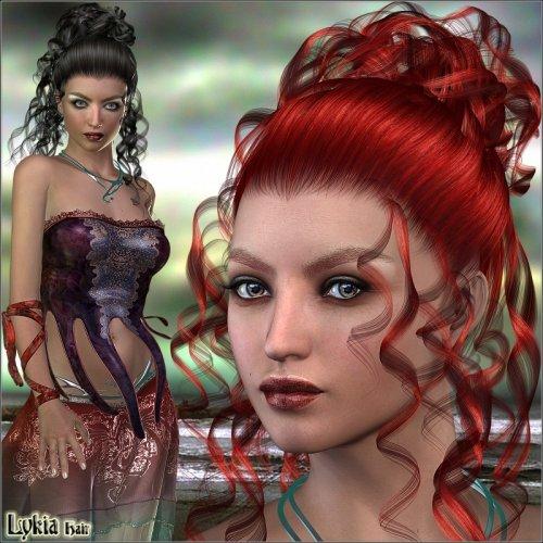 Lykia Hair