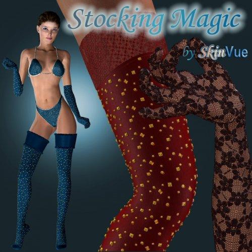 V4 Stocking Magic
