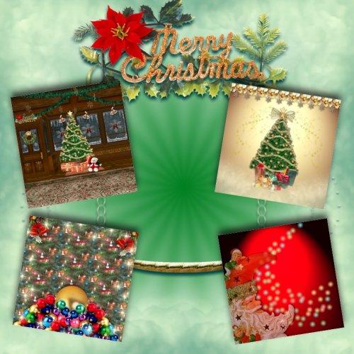 Funtastic Christmas Backgrounds
