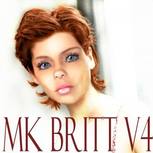 MK Britt
