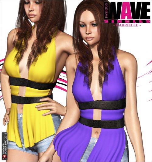FASHIONWAVE Singles: Gabrielle V4/A4/G4