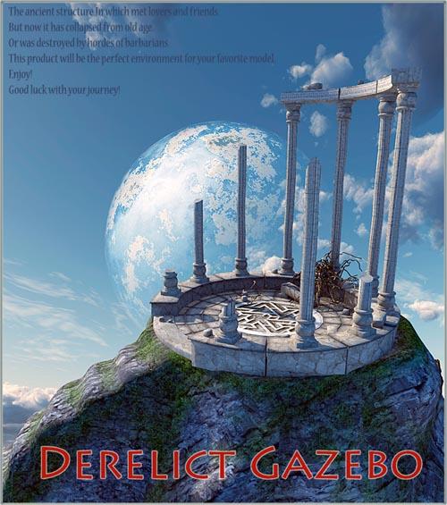 Derelict Gazebo