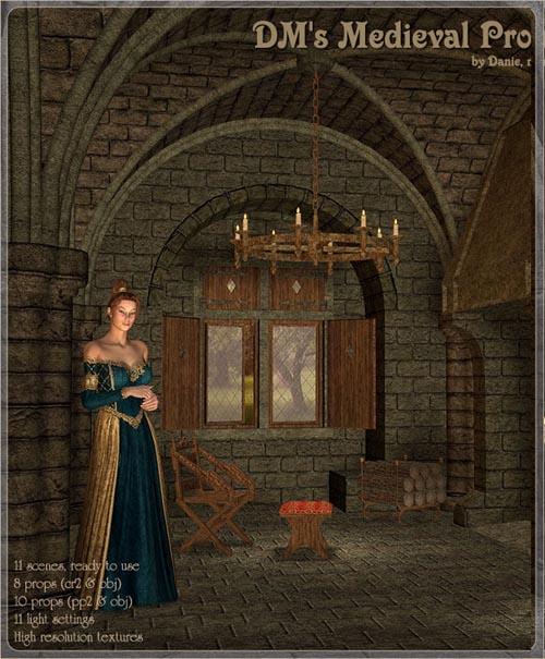 DM's Medieval Promenade