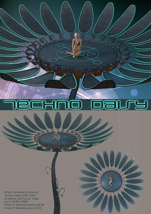 Techno Daisy