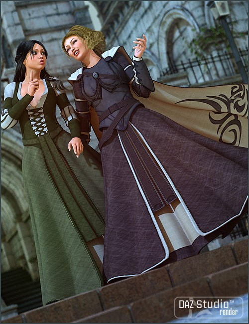 Medievally for Princess Alex