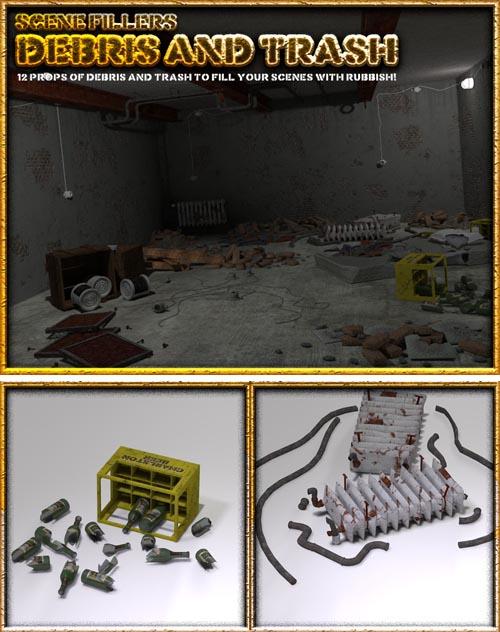 Debris and Trash