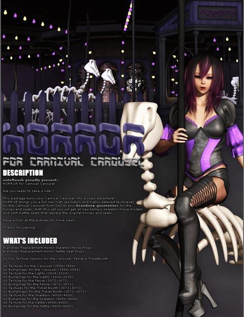 HORROR for Carnival Carousel