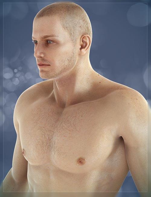 Michael 5 Elite Skin Texture Dave