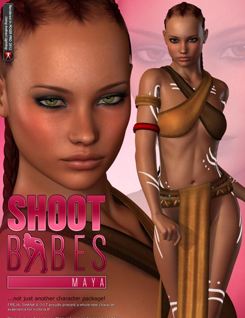 SHOOTBabes Maya for V4