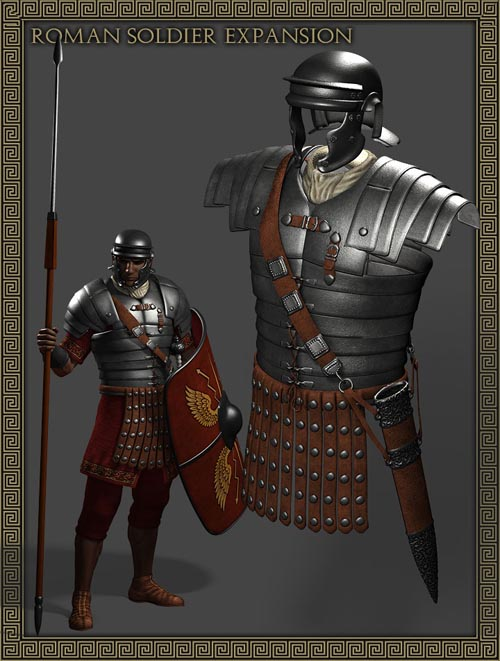 Foot Soldier Expansion for Imperator M4