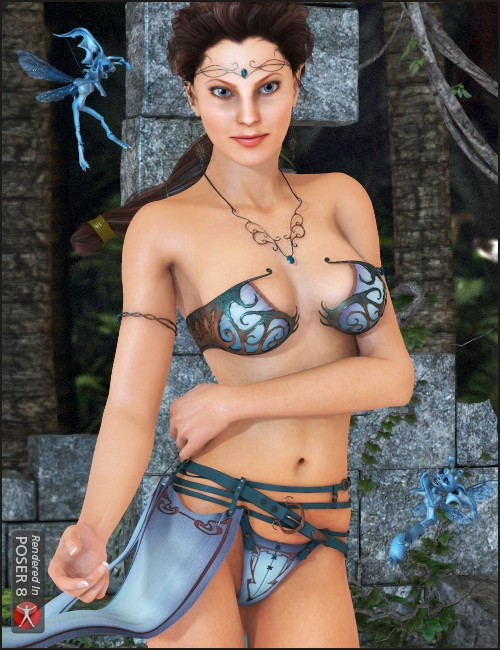Eleniel Textures for Elf Age Light