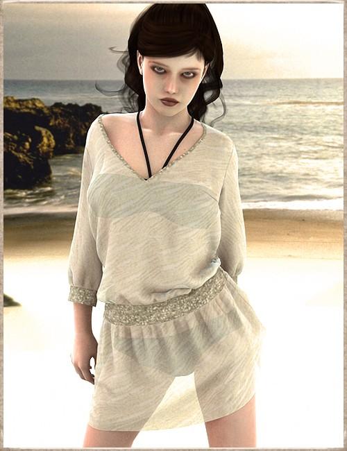 Life's a Beach for Dynamic Basic Dress