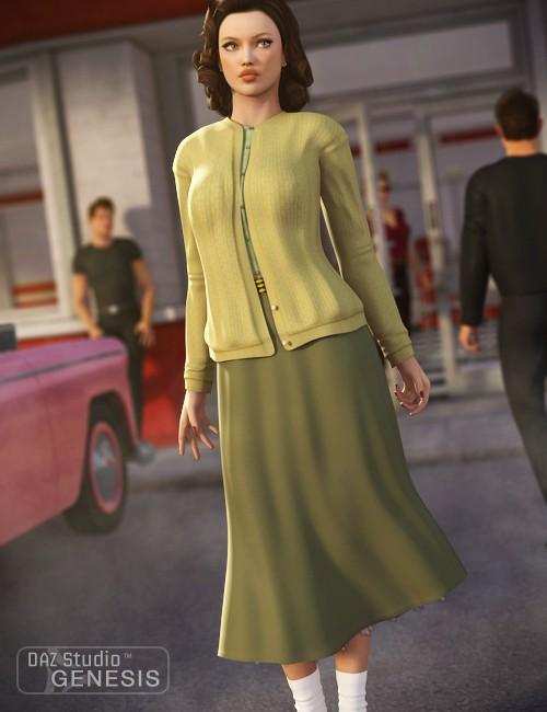 Everyday 1950 for Genesis Female