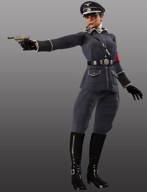 Kapitan Anna Erkman V4