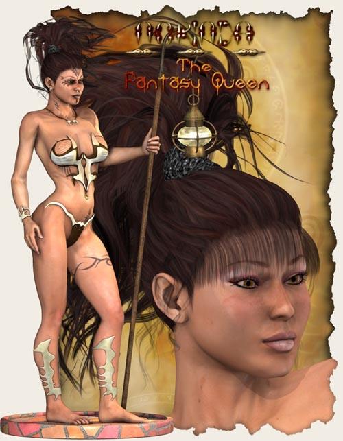Norinda - Fantasy Queen