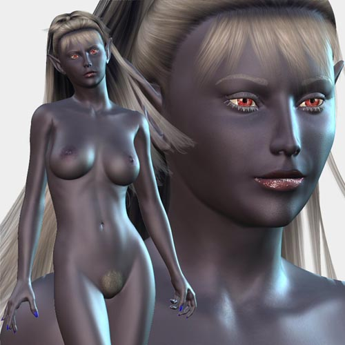 Miralith Drow for Victoria 4.1