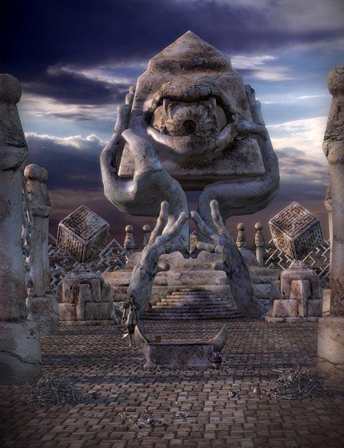 Temple of Arklops