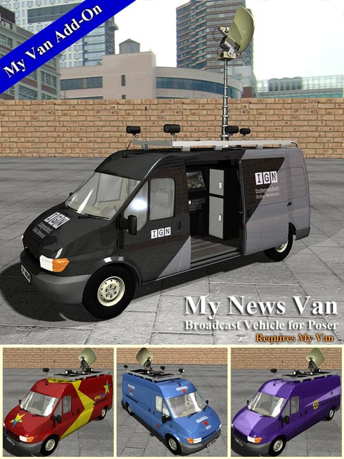 My News Van