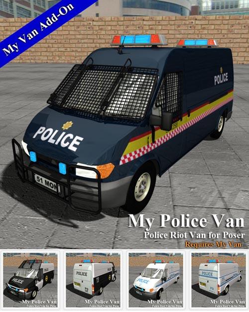 My Police Van