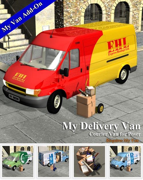 My Delivery Van