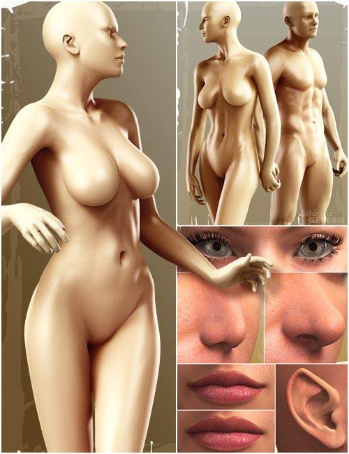 Genesis Evolution: Morph Bundle