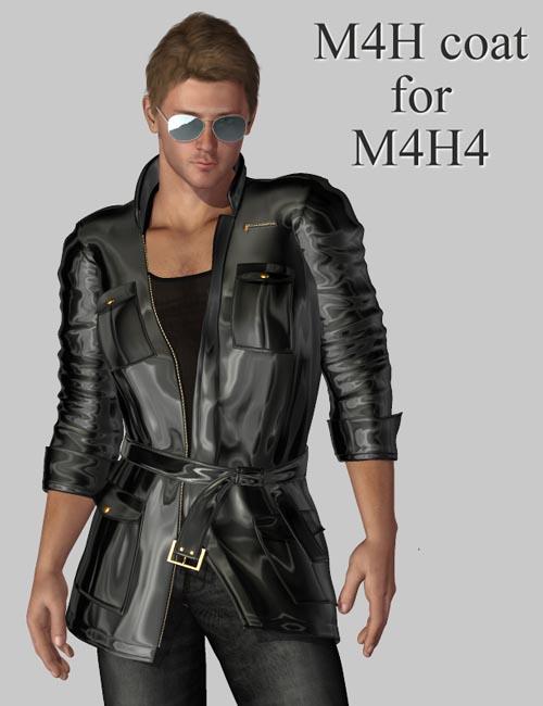 M4H coat for M4H4