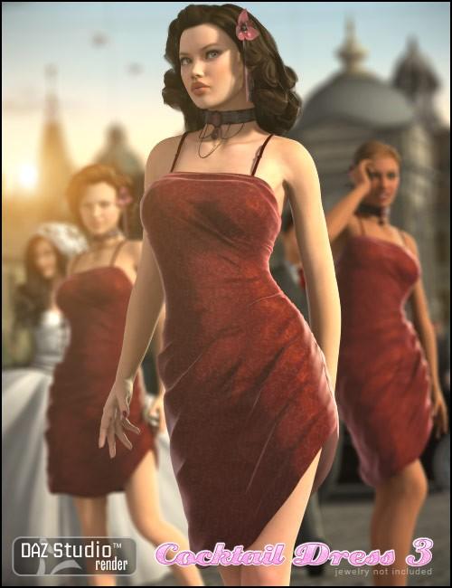 Cocktail Dress 3