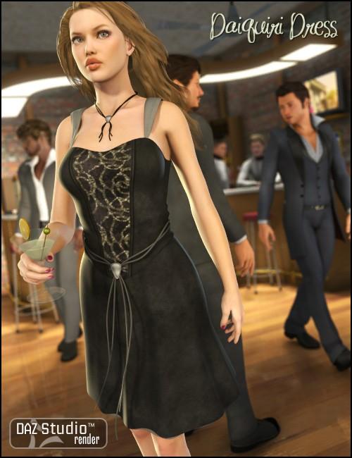 Daiquiri Dress for V4