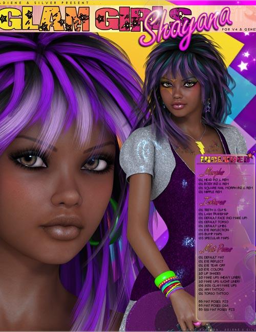 Glam Girls: Shayana