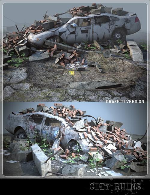 [UPDATE] City Ruins : Vehicles